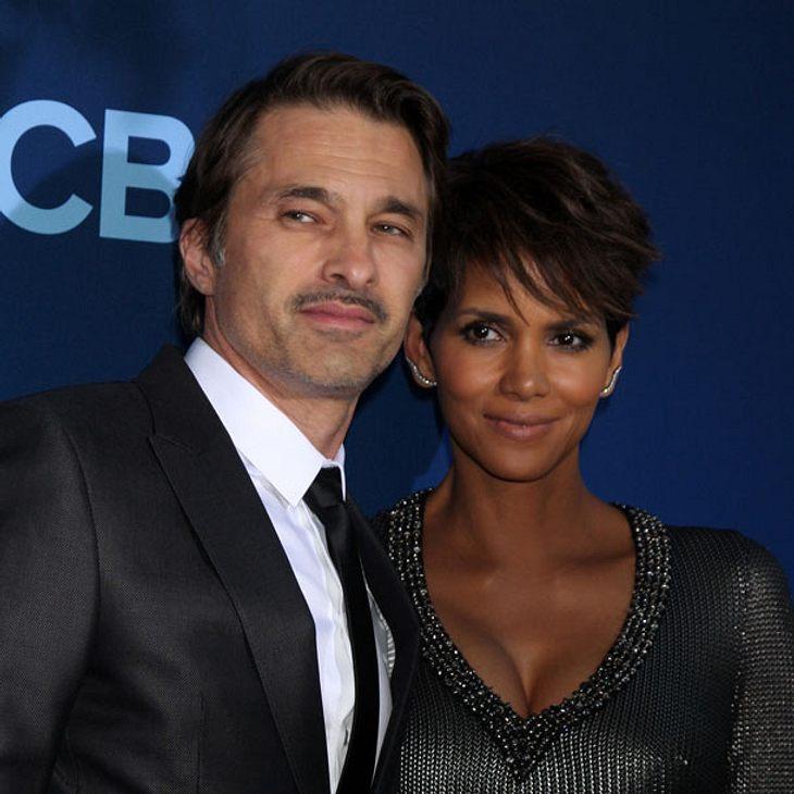 Halle Berry und Ehemann Olivier Martinez