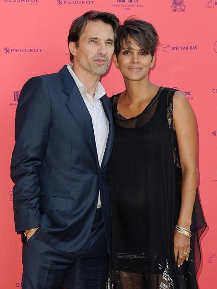 Stehen Halle Berry und Olivier Martinez vor der Trennung?