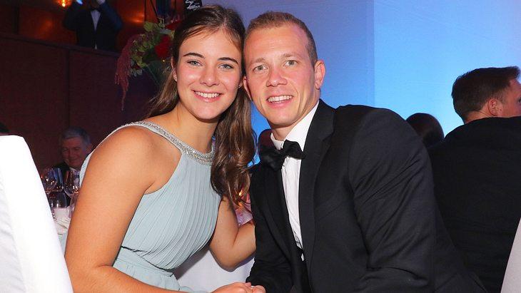 Fabian Hambüchen und Nina