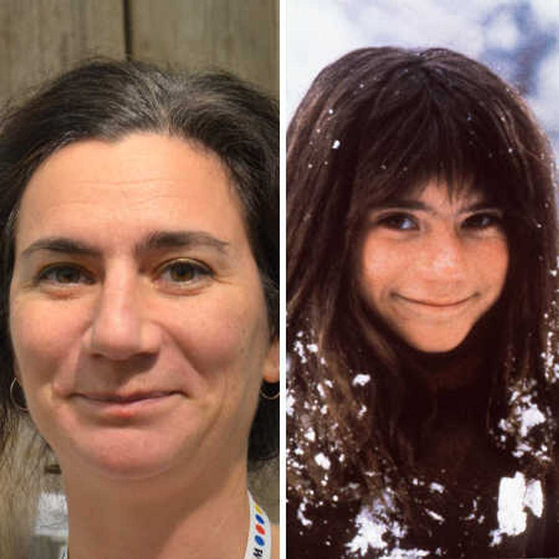 """Als sie elf Jahre alt war, spielte Hanna Zetterberg """"Ronja Räubertochter""""."""