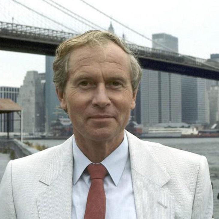 Hans Scheicher: ZDF-Moderator ist tot