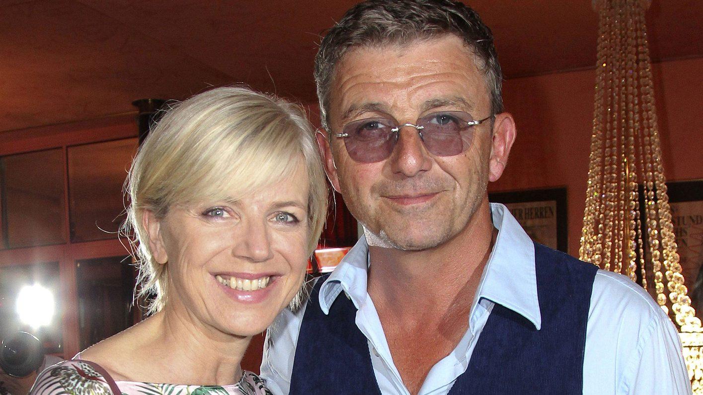 Hans Sigl und Susanne