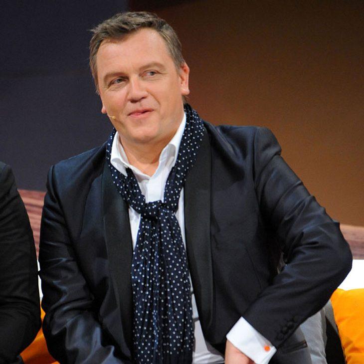 Hape Kerkeling: Heimliche Hochzeit!
