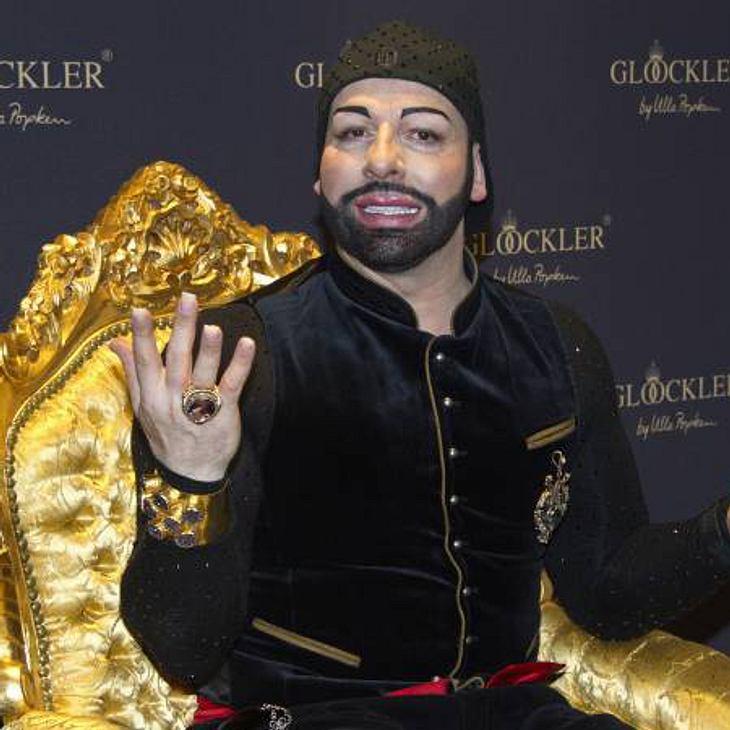 Harald Glööckler hat es getan - und muss endlich keine Mütze mehr tragen.
