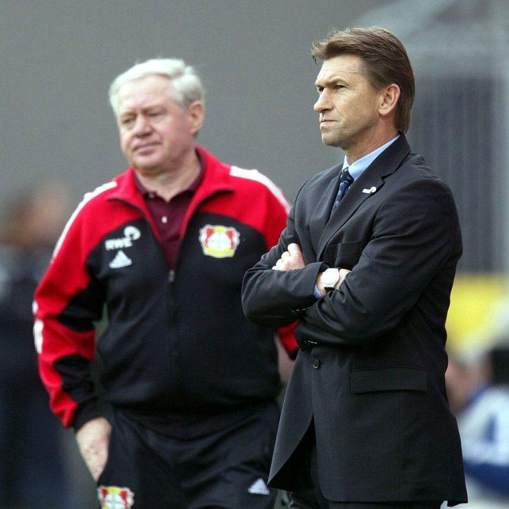 Harald Wohner: Bayer 04 Leverkusen-Legende ist tot