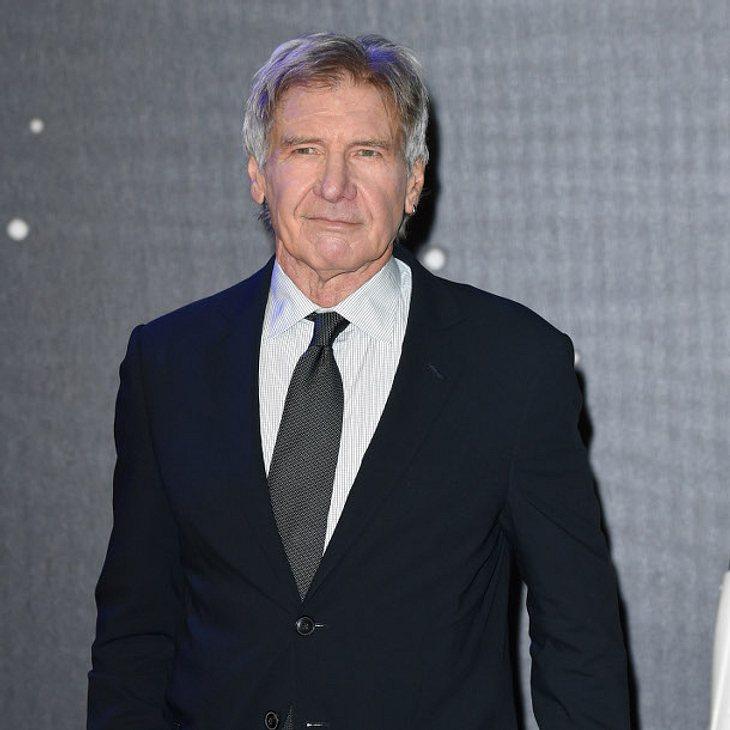 Harrison Ford ist wegen seines Beinbruchs um zwei Millionen Dollar reicher