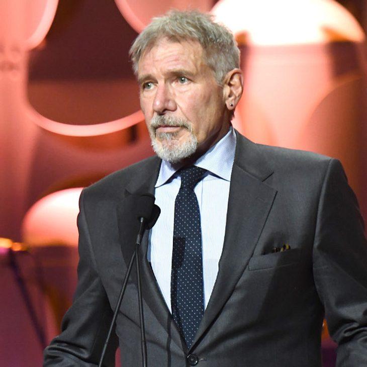 Harrison Ford hatte gerade noch Glück im Unglück