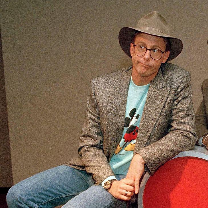 Harry Anderson: Sitcom-Star mit 65 Jahren gestorben