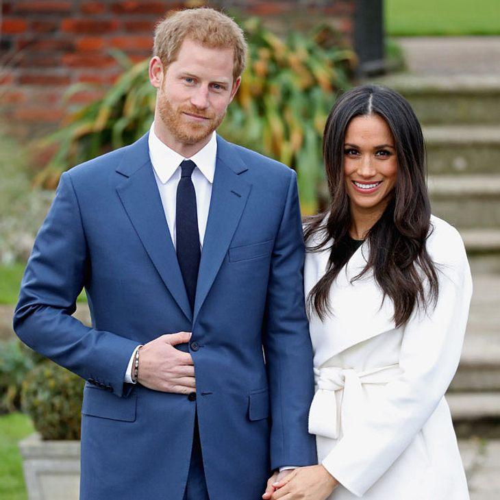 Prinz Harry: Ein Baby mit Meghan Markle