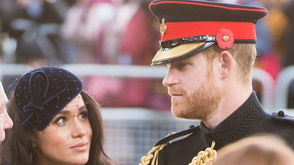 Meghan Harry - Foto: Getty Images