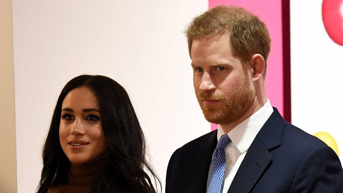 Prinz Harry & Herzogin Meghan: Jetzt ist erstmals von Scheidung die Rede!