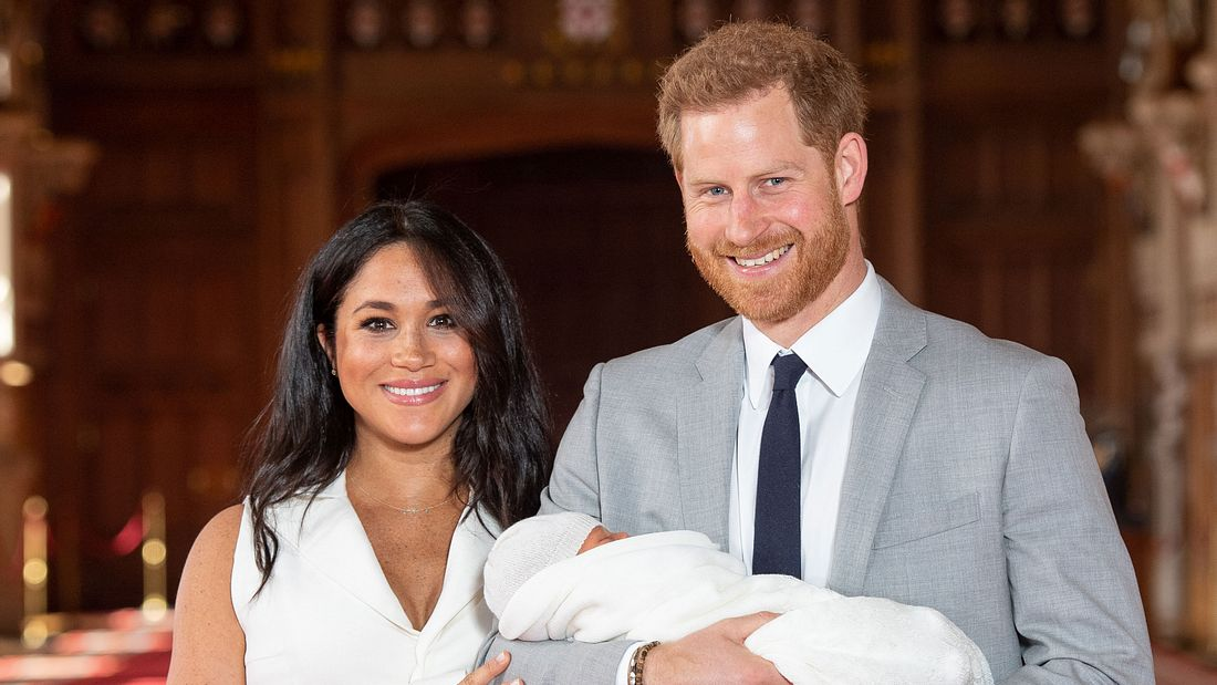 Harry Meghan Baby