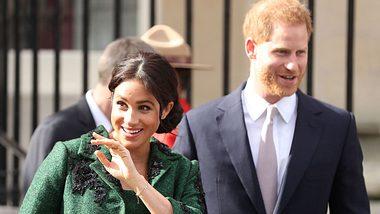 Herzogin Meghan & Prinz Harry: Babyname verkündet! So heißt ihr Sohn - Foto: Getty Images
