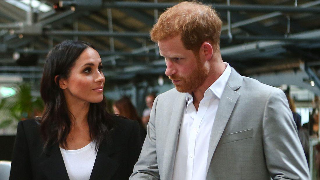 Herzogin Meghan und Prinz Harry sind entsetzt!