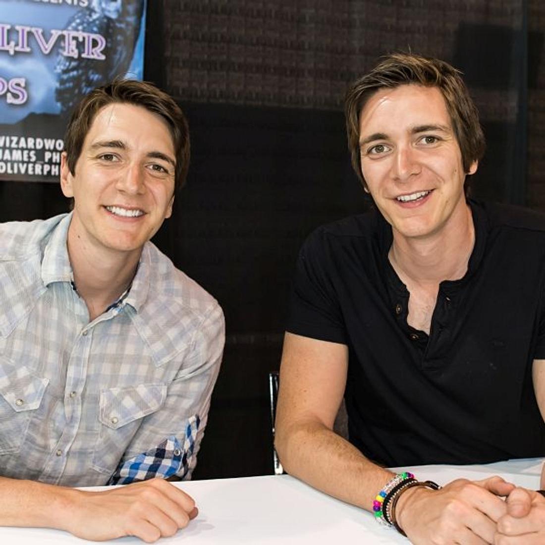 Harry Potter-Zwillinge: So erwachsen sind die Weasley-Zwillinge geworden!