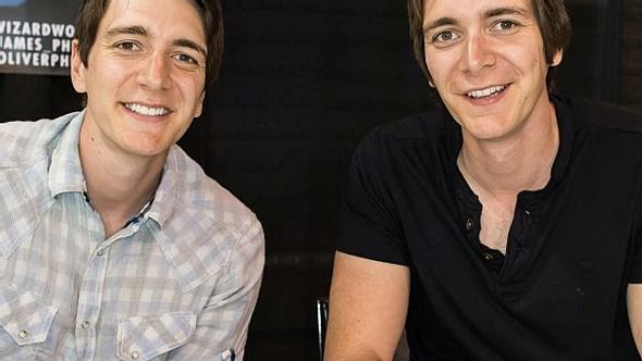 So erwachsen sind die Weasley-Zwillinge geworden!