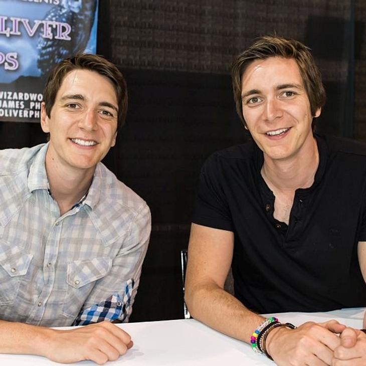 """""""Harry Potter""""-Zwillinge: So erwachsen sind die """"Weasley""""-Zwillinge geworden!"""