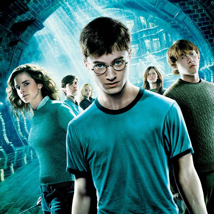 Neue Harry Potter
