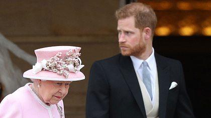 Gespräche mit der Queen! Unerwartete Megxit-Wende!