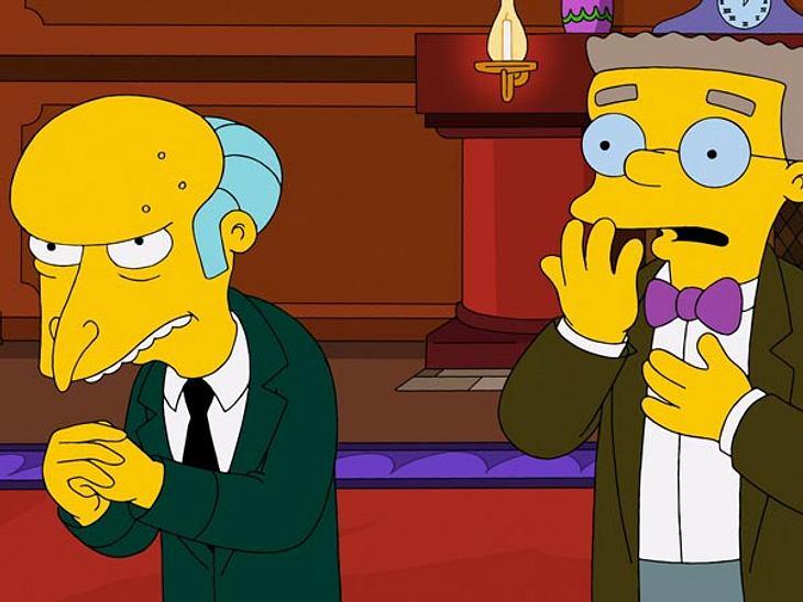 Schock für die US-Fans! Was passiert mit Burns und Smithers?