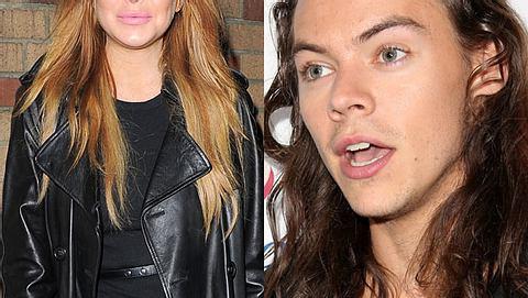 Lindsay Lohan hat Harry Styles abblitzen lassen - Foto: WENN
