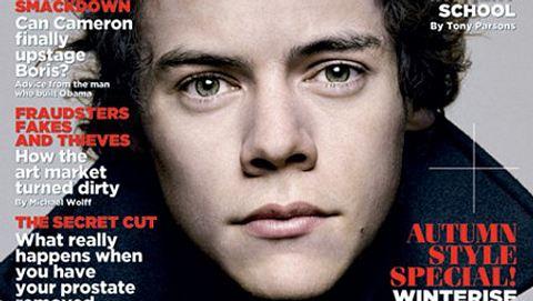 Harry Styles Fans laufen Sturm gegen GQ-Cover