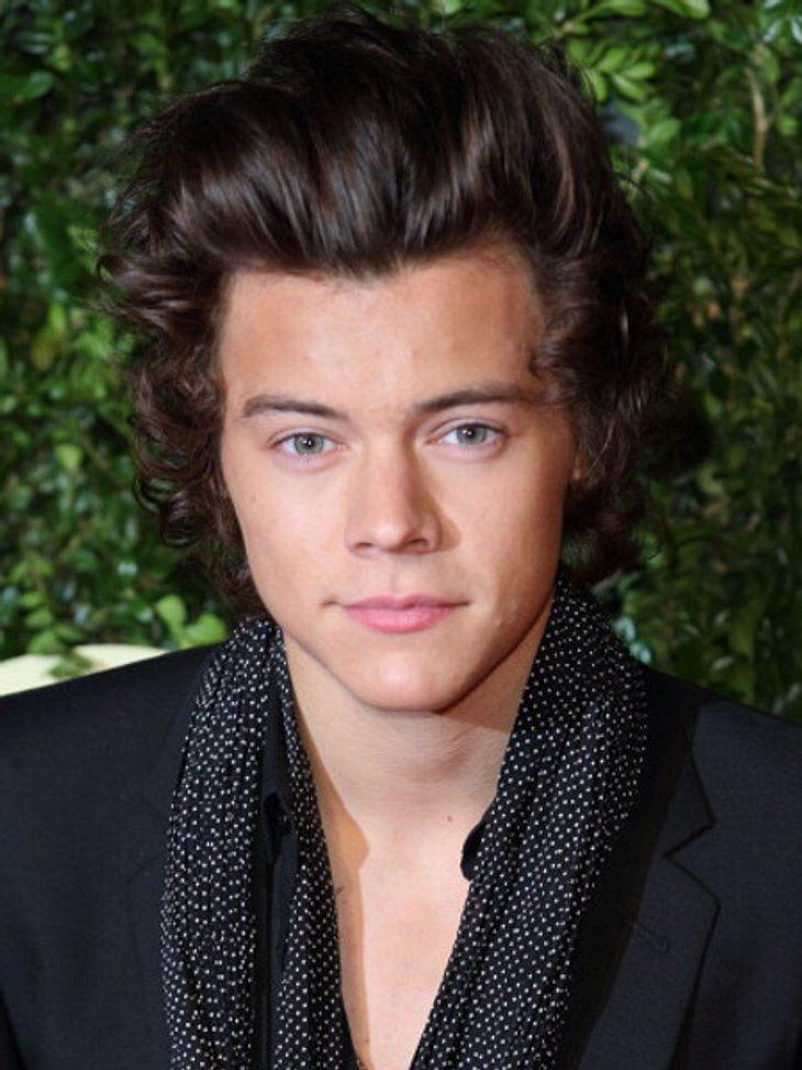 """Harry Styles: Steigt er bei """"One Direction"""" aus?"""