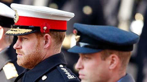 Harry und William - Foto: Getty Images