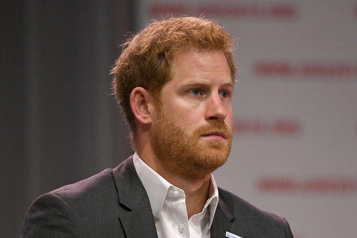 Prinz Harry bereut das letzte Gespräch mit Diana