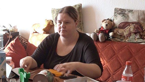 Sandra aus Rostock von Hartz und herzlich - Foto: RTLzwei