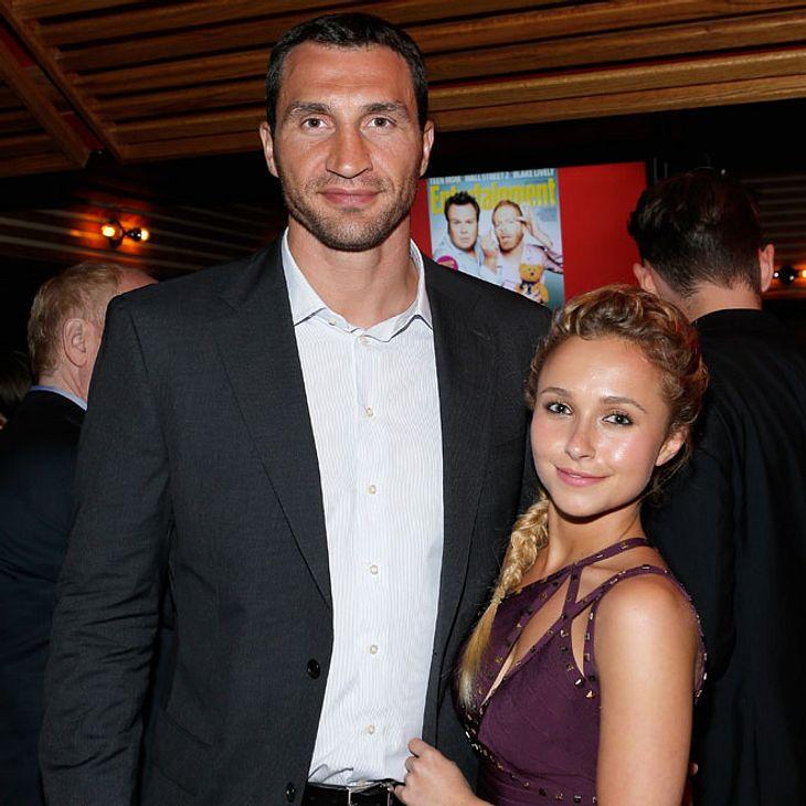 Wladimir Klitschko: Hayden Panettiere zeigt ihren Babybauch!