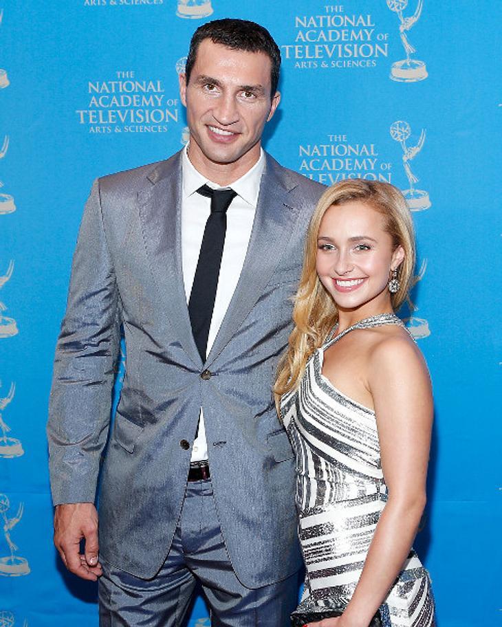 Hayden Panettiere und Wladimir Klitschko wollen noch ein Baby