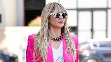 Heidi Klum: Beauty-OP-Schock! Diese Fotos machen sprachlos - Foto: Getty Images