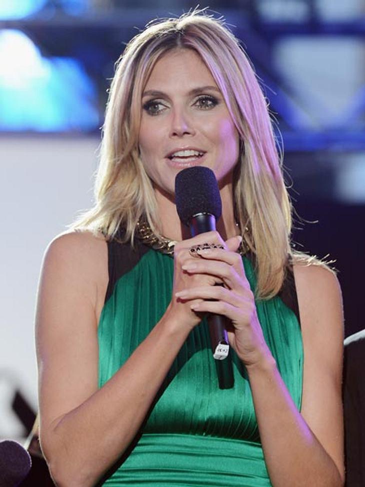 Heidi Klum wird die MTV Europe Music Awards moderieren