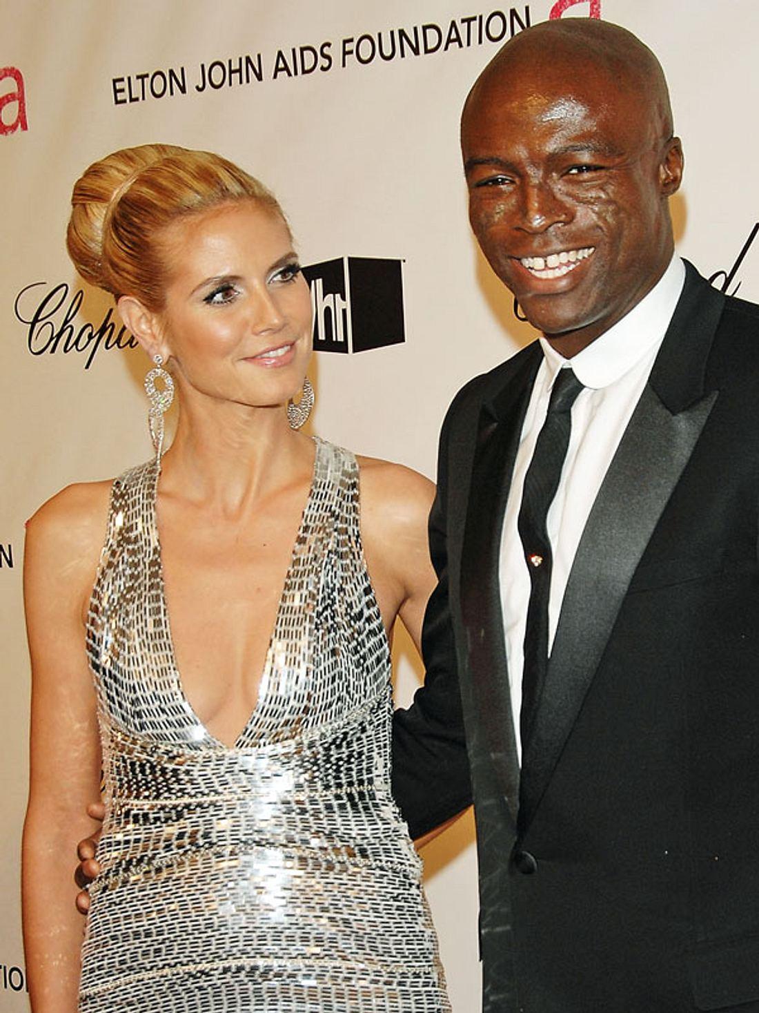 ,Am 4. Mai 2004 brachte Heidi Klum ihre erste Tochter Leni zur Welt. Am 10. Mai 2005 heiratete sie in Mexiko den britischen Sänger Seal.