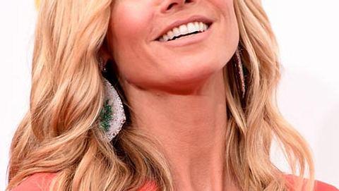 Heidi Klum ist sich ihres Alters bewusst. - Foto: Getty Images