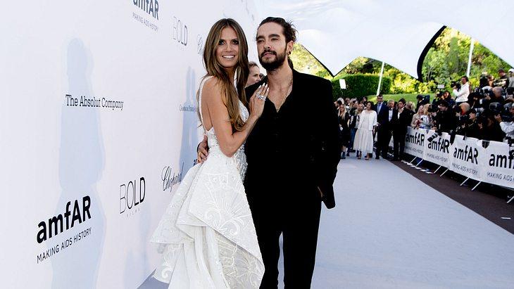 Heidi Klum wundert sich über Altersdiskussion um Tom Kaulitz