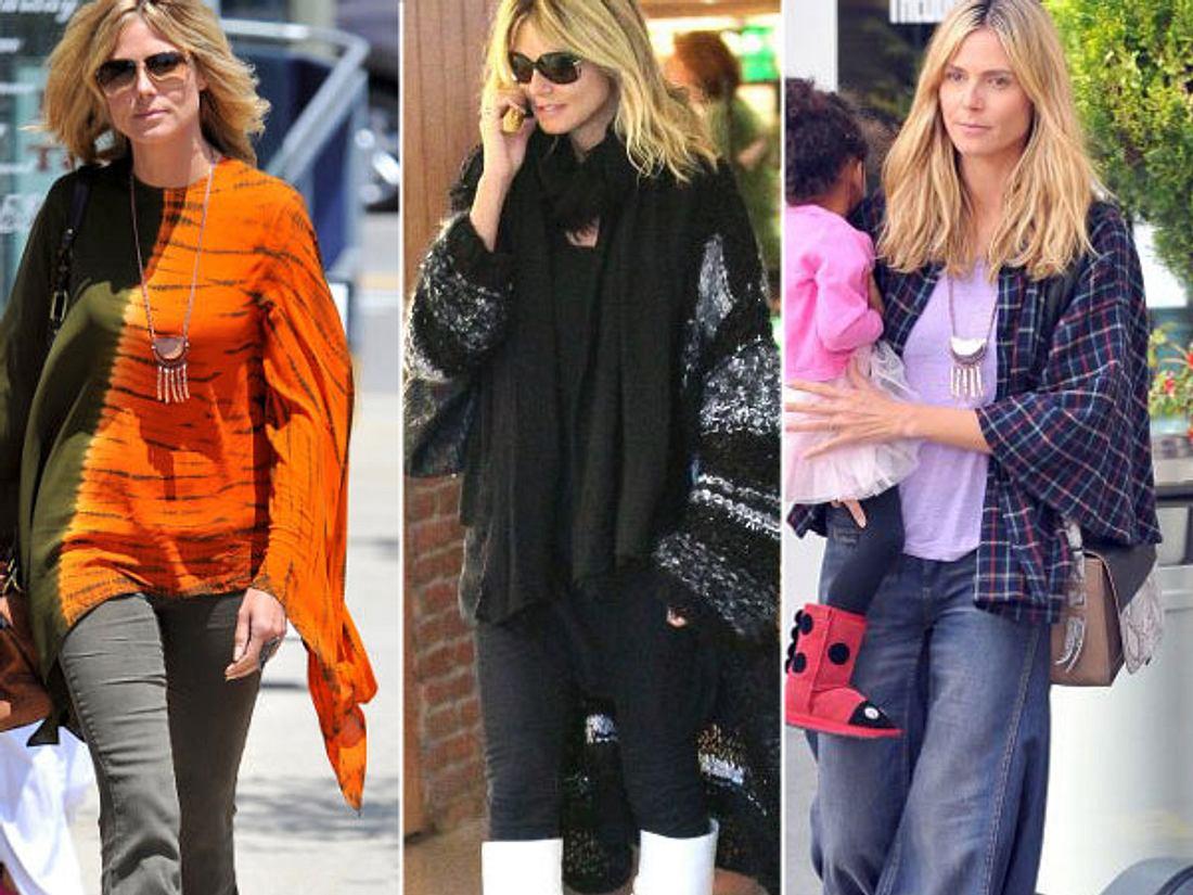 Heidi Klum: Vom Topmodel zum Modemuffel - Bild 1