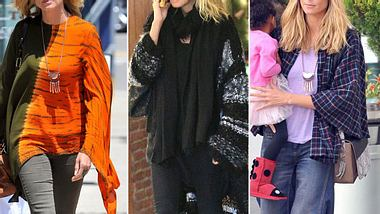 Heidi Klum: Vom Topmodel zum Modemuffel - Bild 1 - Foto: WENN