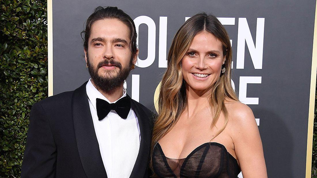 Bekommen Heidi Klum und Tom Kaulitz ein Baby?