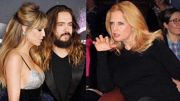 Heidi Klum, Tom Kaulitz und Barbara Schöneberger - Foto: imago