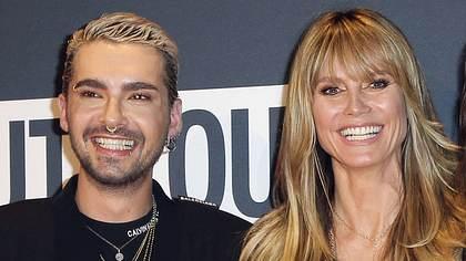 Bill Kaulitz und Heidi Klum - Foto: imago