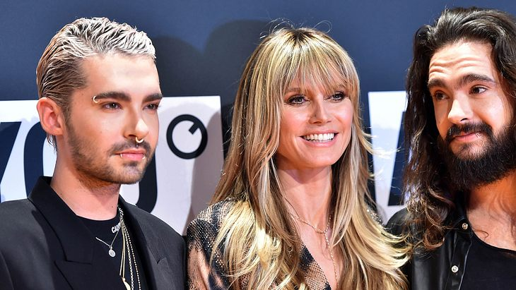Heidi Klum Bill Tom Kaulitz