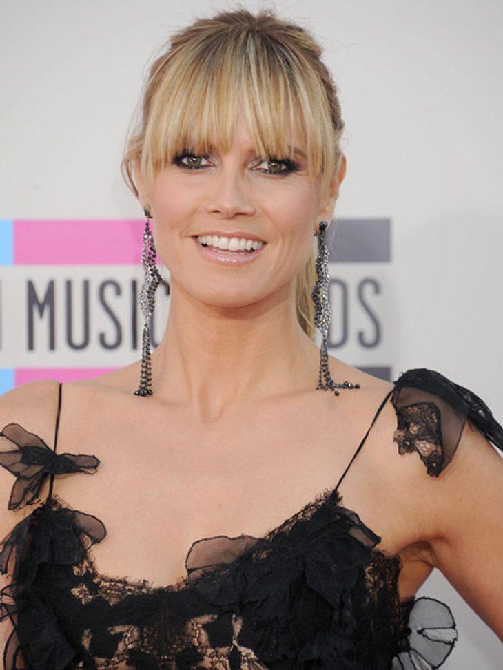 Heidi Klum hat Angst vor Botox