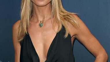 Heidi Klum ist abgemagert. - Foto: FayesVision/WENN.com
