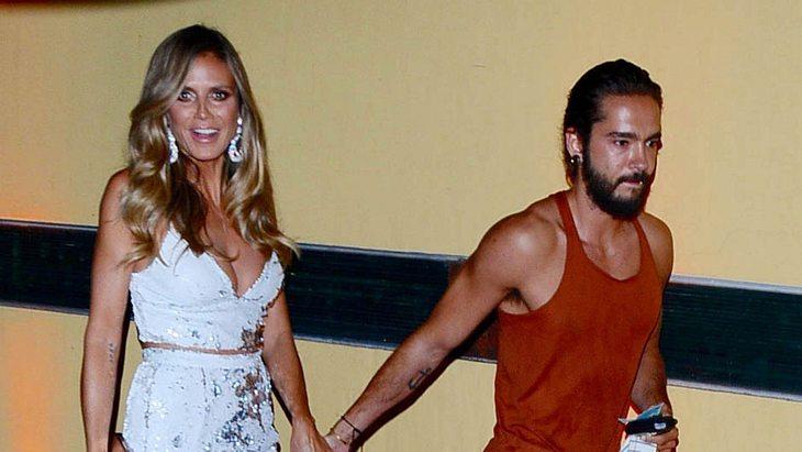 Heidi Klum: Anderer Mann! Er macht Tom Kaulitz Konkurrenz
