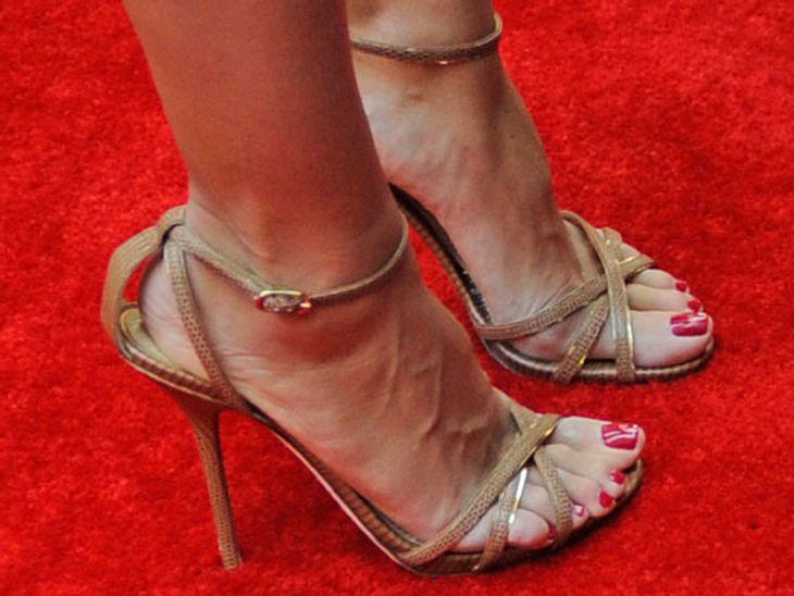 Geliebte Stars: Zeigt her eure Füße! - Bild 17 | Stars: Zeigt her eure @WC_35