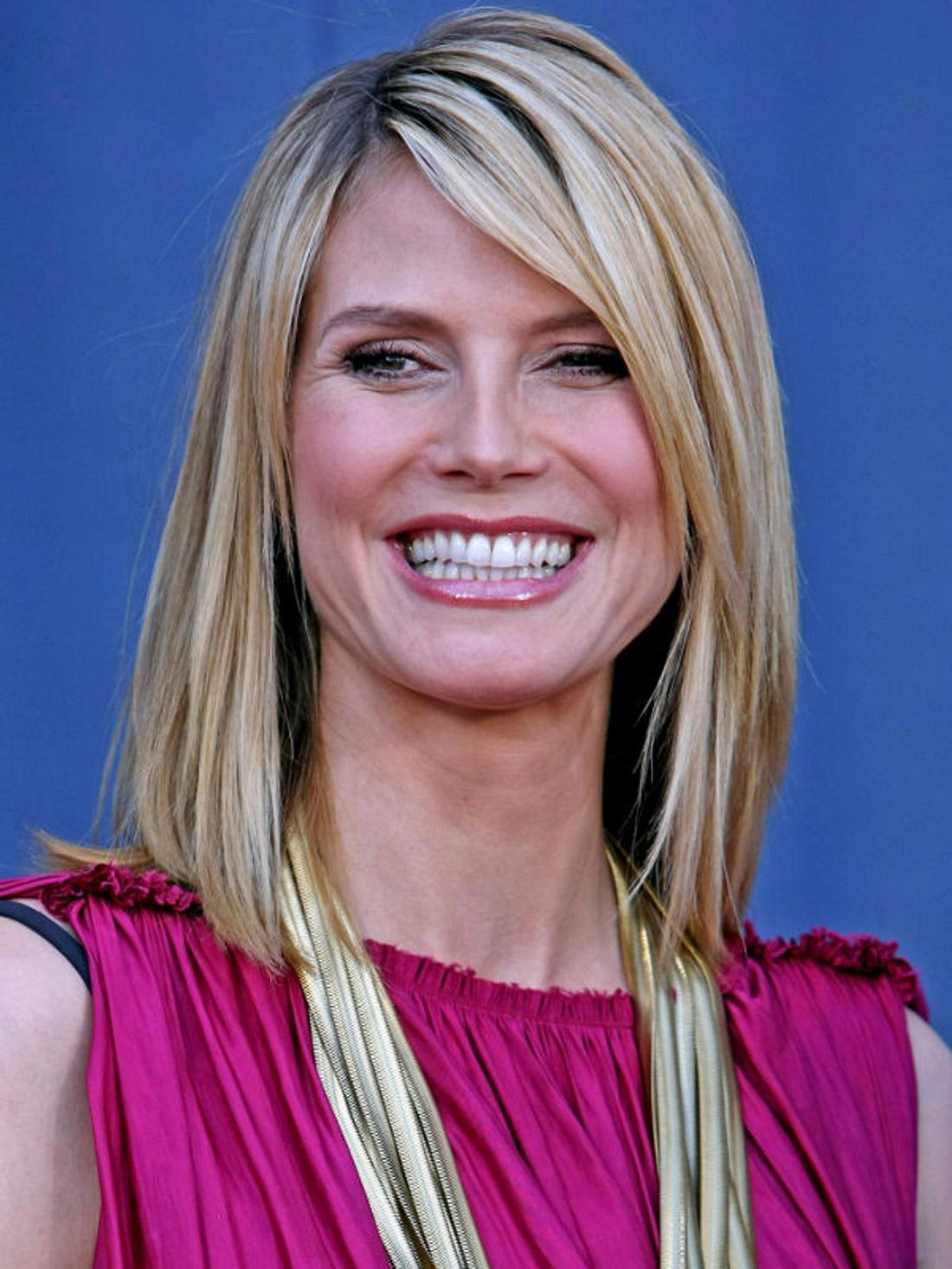 Heidi Klum hat Aline aus der GNTM-Show geworfen.