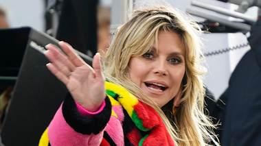 Heidi Klum: Drama vor dem GNTM-Start - Foto: imago