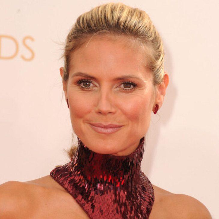 Heidi Klum hat Hausverbot in der Uni.